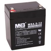 Аккумулятор MNB MS12-5 12V 4.5Ah
