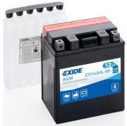 Аккумулятор автомобильный EXIDE ETX14AHL-BS 12 Ач