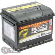 Аккумулятор Black Horse 60 А/ч, обратная полярность