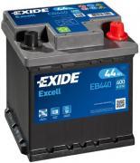 Аккумулятор автомобильный EXIDE EB440 44 Ач