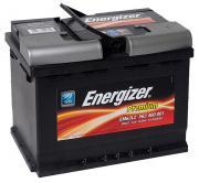 Аккумулятор автомобильный Energizer Premium 6СТ-63 обр. 242x175x190