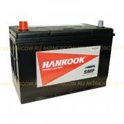 Аккумулятор Hankook 105D31R ниж.кр
