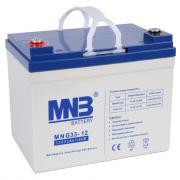 Аккумулятор MNB GEL MNG33-12 12V 33Ah