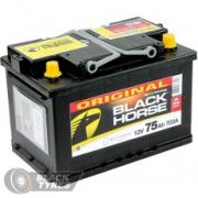 Аккумулятор Batagon Energy AD Black Horse 75 А/ч, прямая полярность