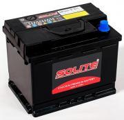 Аккумулятор автомобильный SOLITE 56220 6СТ-62 прям. 242x175x190