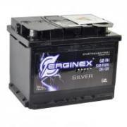 Автомобильный аккумулятор ERGINEX 60 Ач (прямая)