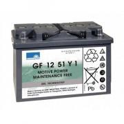 GF 12 051 Y 1 Sonnenschein Тяговая аккумуляторная батарея Sonnenschein GF 12 051 Y 1