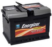 Аккумулятор автомобильный Energizer Premium 6СТ-60 обр. (низкий) 242x175x175