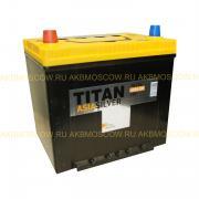Аккумулятор Titan Asia 70L+