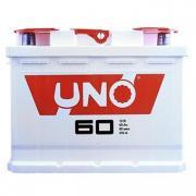 Аккумулятор автомобильный UNO 60Ah L+ 510А EN 242х175х190
