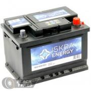 Аккумулятор Iskra Energy 60 А/ч, обратная полярность