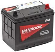 Аккумулятор автомобильный HANKOOK 100D26L EFB 6СТ-68 обр. 261x173x225