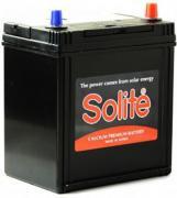 Аккумулятор автомобильный Solite CMF 44AL 6СТ-44 обр. 187x127x199
