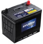 Аккумулятор автомобильный Hyundai 90D26R (B/H) 6СТ-80 прям. 261x173x225