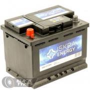 Аккумулятор Iskra Energy 60 А/ч, прямая полярность
