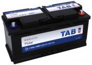 Аккумулятор автомобильный TAB Polar 117210 6СТ-110 обр. 393x175x190
