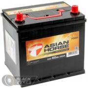 Аккумулятор Asian Horse 70 А/ч, обратная полярность