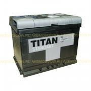 Аккумулятор Titan Standart 55L+