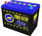 Аккумулятор автомобильный TYUMEN BATTERY Asia 6СТ-95 прям. (115D31R) 306x173x225