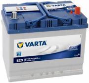 Аккумулятор Varta Blue Dynamic 70 А/ч 570 412 063 обратная R+ EN 630A 261x175x220 E23 570 412 063 313 2