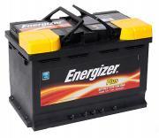 Аккумулятор автомобильный Energizer Plus 6СТ-74 обр. 278x175x190