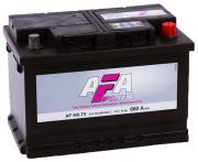 Аккумулятор автомобильный AFA 574104 AF 6СТ-74 обр. AF-H6-74 74Ач обр. 278x175x190 мм