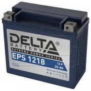 Аккумулятор для мототехники DELTA EPS 1218 (12 В, 20 Ач / 12V, 20Ah)