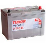 Аккумулятор Tudor High-Tech 95 А/ч обратная R+ EN 800A 306x173x222 TA954 TA954
