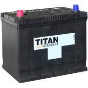 Аккумулятор Titan Asia Standart 62L+