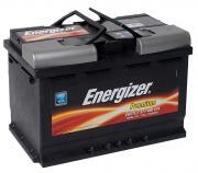 Аккумулятор автомобильный Energizer Premium 6СТ-77 обр. 278x175x190