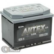Аккумулятор Aktex Classic 60 А/ч, обратная полярность