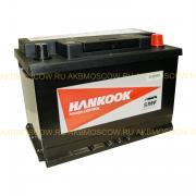 Аккумулятор Hankook 57412
