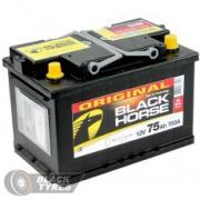 Аккумулятор Batagon Energy AD Black Horse 75 А/ч, обратная полярность