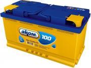 Аккумулятор Аком 100 А/ч прямая L+ EN 850A 353x175x190 6CT-100.1 LA