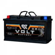 Автомобильный аккумулятор VOLT PRO 6СТ-90VL(1) 90 Ач (A/h) прямая полярность - VL9011