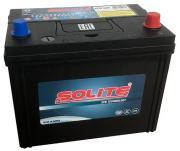 Аккумулятор автомобильный Solite EFB S95L Start-Stop 6СТ-80 обр. 261x173x225