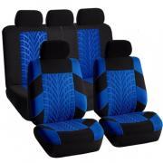 Чехлы на сиденья автомобиля Car Seat Cover (Синий)