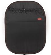 Diono Чехол для cпинки переднего автомобильного сидения Stuff' n' Scuff, черный
