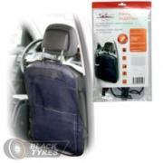 Накидка защитная на спинку сиденья Airline 65x50 см, ПВХ, прозрачная