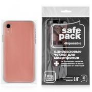 """Одноразовые чехлы для смартфонов SafePack, 6.0"""""""
