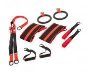 Adidas Тренажер для кроссфита 36 Zero Training черно-красный Adidas