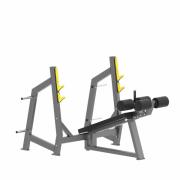 UltraGym Скамья для жима под углом вниз UG-XM 144