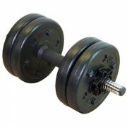 Гантель сборная Lite Weights 5 кг х 1шт 3101CD