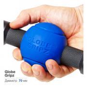 Гантели, гири, грифы, утяжелители Расширители грифа Globe Gripz