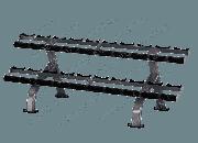 Стойка для гантелей Hasttings Digger HD012-4
