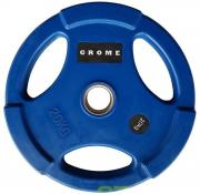 Диск GROME олимпийский 51 мм 20 кг WP074-20 color