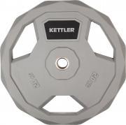 Блин стальной обрезиненный Kettler 20 кг