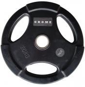 Диск GROME олимпийский 51 мм 20 кг WP074-20
