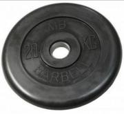 Диски Barbell 20 кг 31 мм