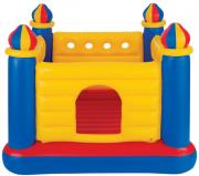 Батут надувной Intex 175х175х135 см Замок с башнями, артикул 48259